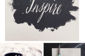 Calligraphy with Maybelle Imasa