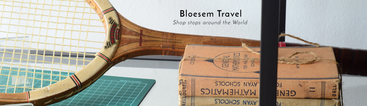 Bloesem Travel, Shop stops around the world