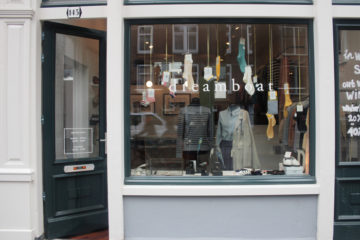 Bloesem living | Shop stop Dreamboat store front in Amsterdam