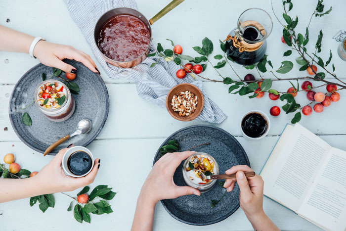 Bloesem Living | Interview with Nora and Laura of Our Food Stories