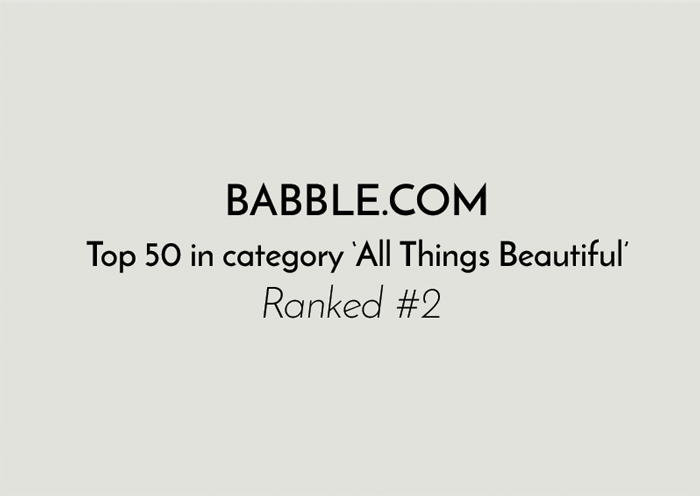 babble-award