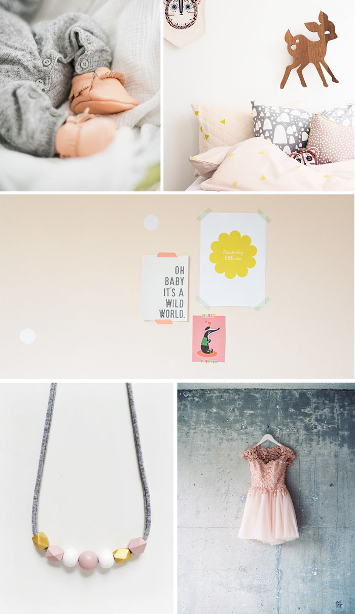 Bloesem Kids | We like: Blush tones