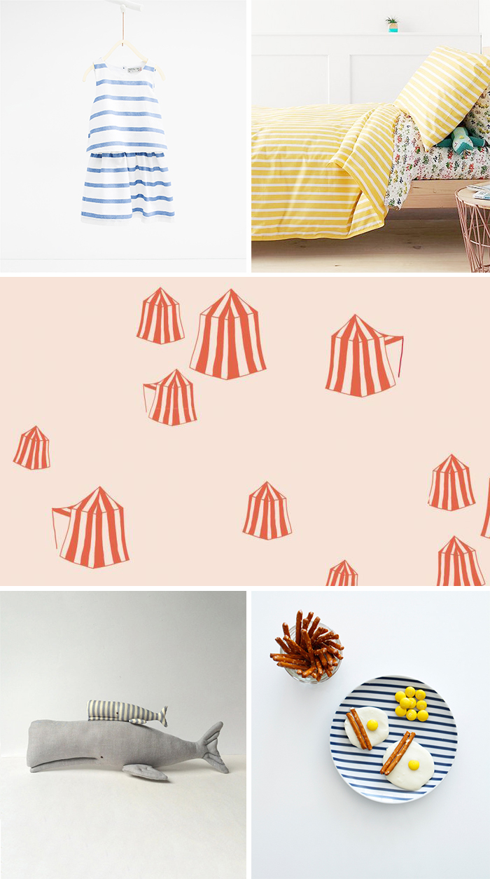 Bloesem Kids | We Like: Soft Stripes for Spring