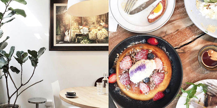 Bloesem Living | 5 Instagrammable places to eat in Singapore
