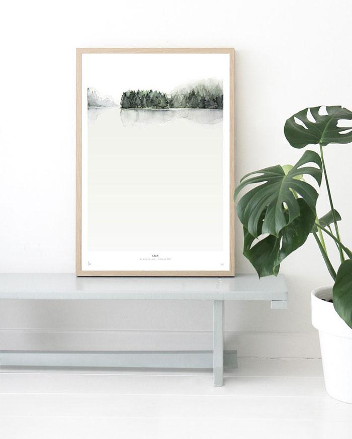 Bloesem Living | My Deer SS16 New Art Print Collection