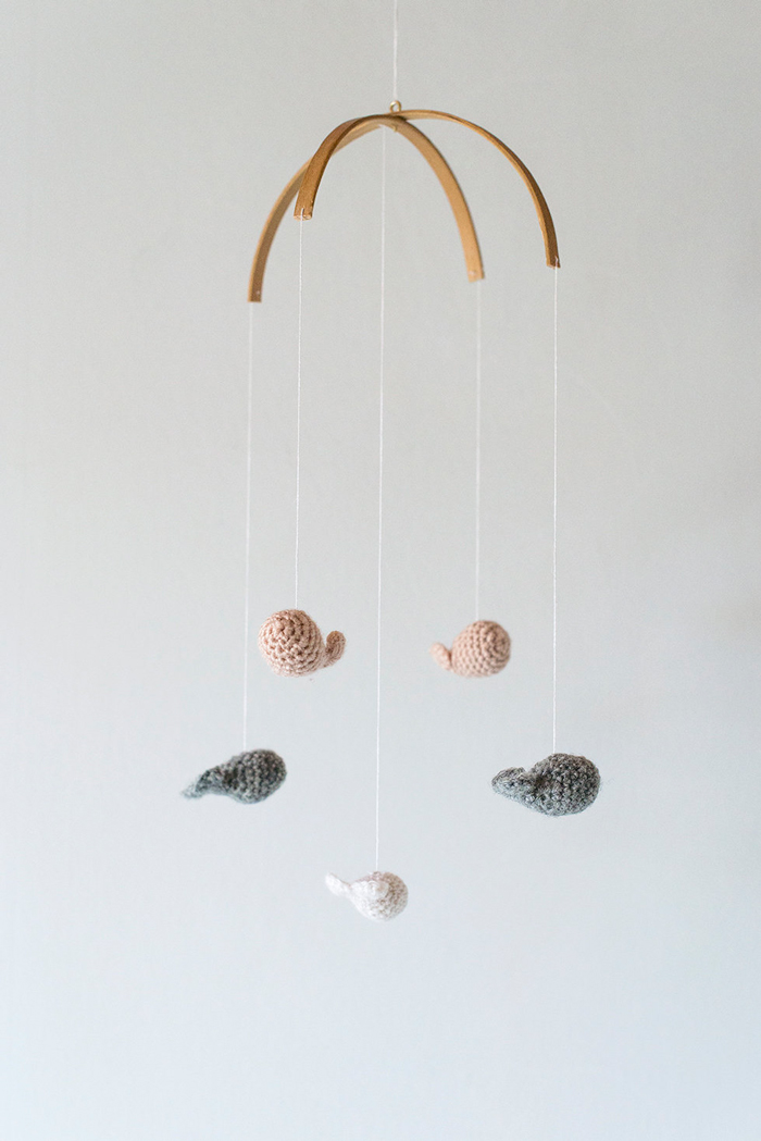 Bloesem Kids | DIY Mobile for your nursery
