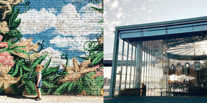 Bloesem Kids | Kid & Coe's Instagram Tour of Brooklyn