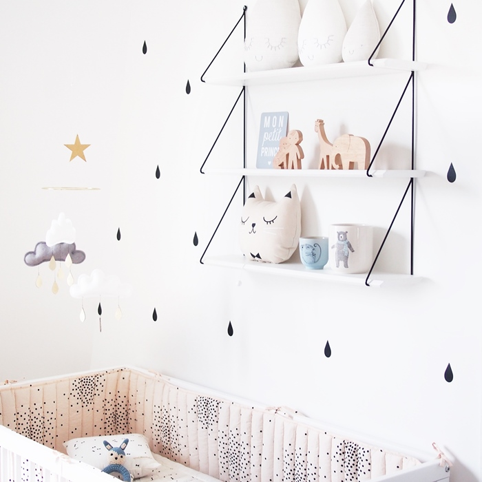 Link Love | Nursery Wall