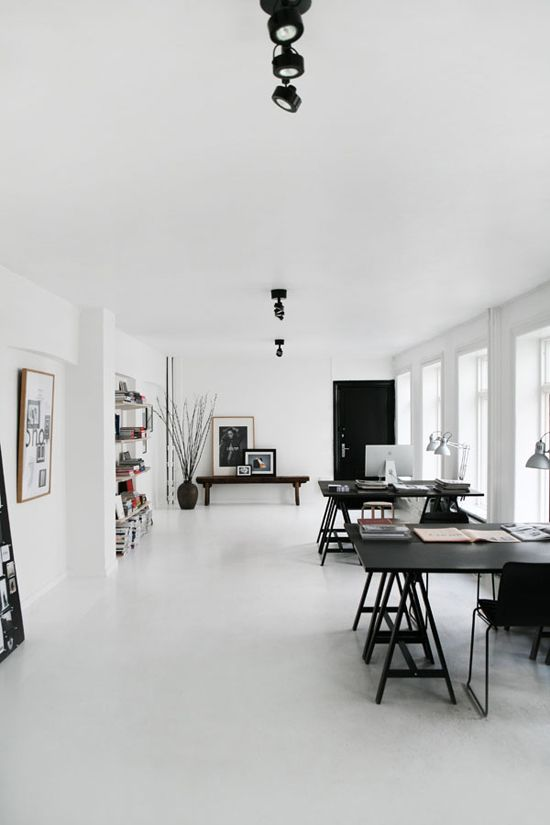 Bloesem Living | Open, Airy Workspaces