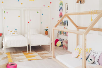 Bloesem Kids | 9 Shared Kids Rooms for Inspiration