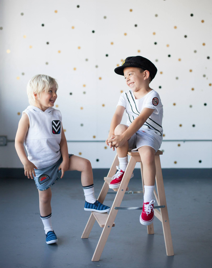 Bloesem Kids | Geo Fox Apparel