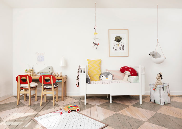 Bloesem Kids   A room for the little animal lovers