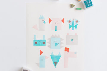 Bloesem Kids | 5 DIYs to decorate your notebooks