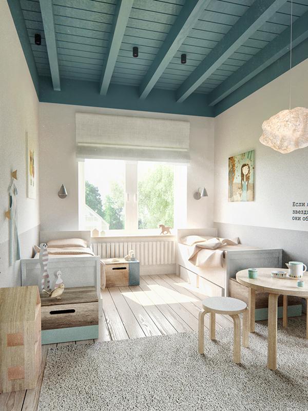 Bloesem Kids | 10 Shared Kids Rooms for Inspiration