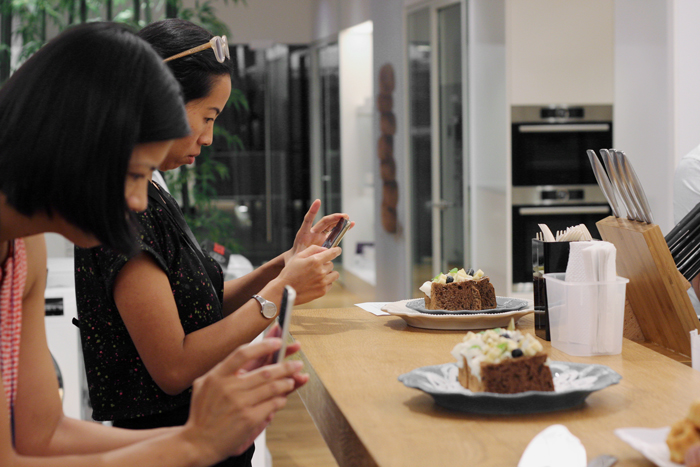 Bloesem Living | Class Recap: Food Styling and Mobile Photography Class