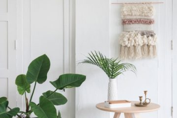 Bloesem Living | KOEL Update: Start your own woven creations with this weaving kit