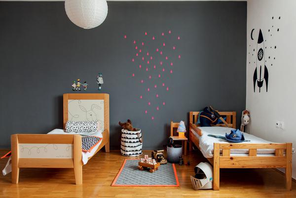 Bloesem Kids | 9 Shared Kids Rooms for Inspiration