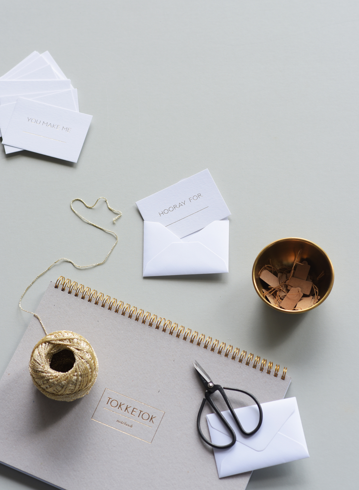 Bloesem living | Photography and styling by Bloesem for Tokketok stationery