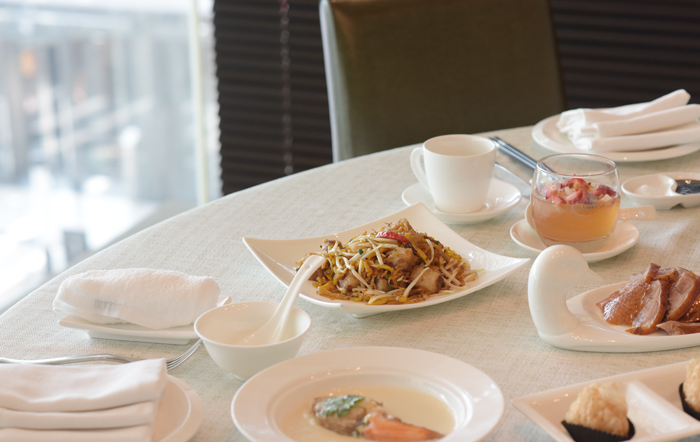 Bloesem Living   Imperial treasure MBS Singapore   Travel and Food   Chinese Cuisine