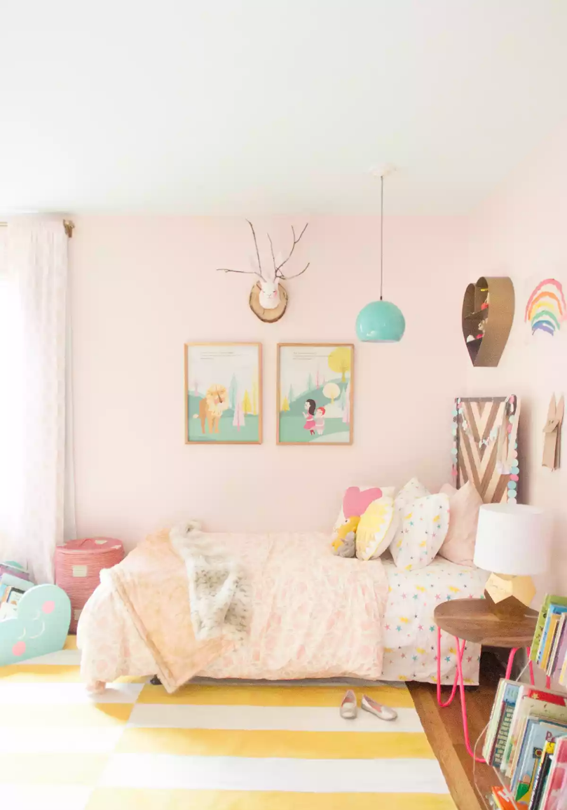 Bloesem Kids | Bright and happy kids room