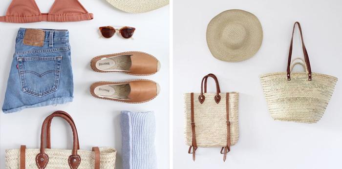 Bloesem Living | Loom Goods | basket bag