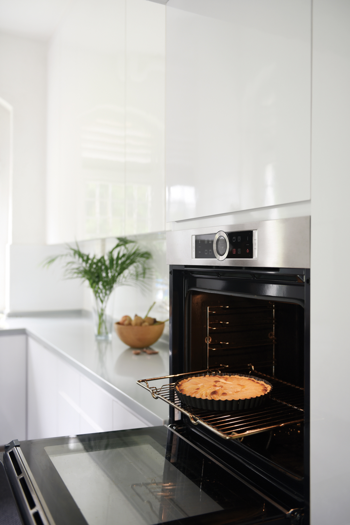 Bloesem living | Kitchen renovation with Bosch Home SG | Series 8 Ovens