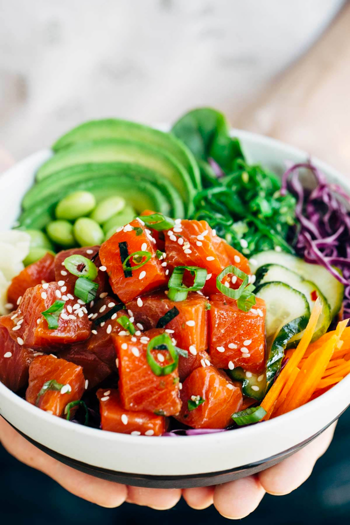 Bloesem Living | 3 Poke Bowl Recipes