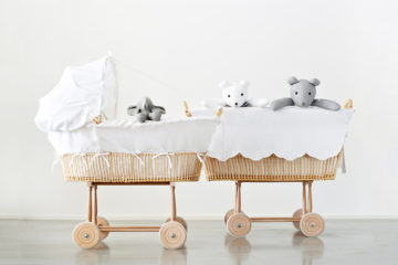 Bloesem Kids | Link Love: Vintage-inspired Cot For Your Little One