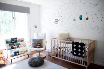 Bloesem Kids | Link Love: Space-themed Kids Room
