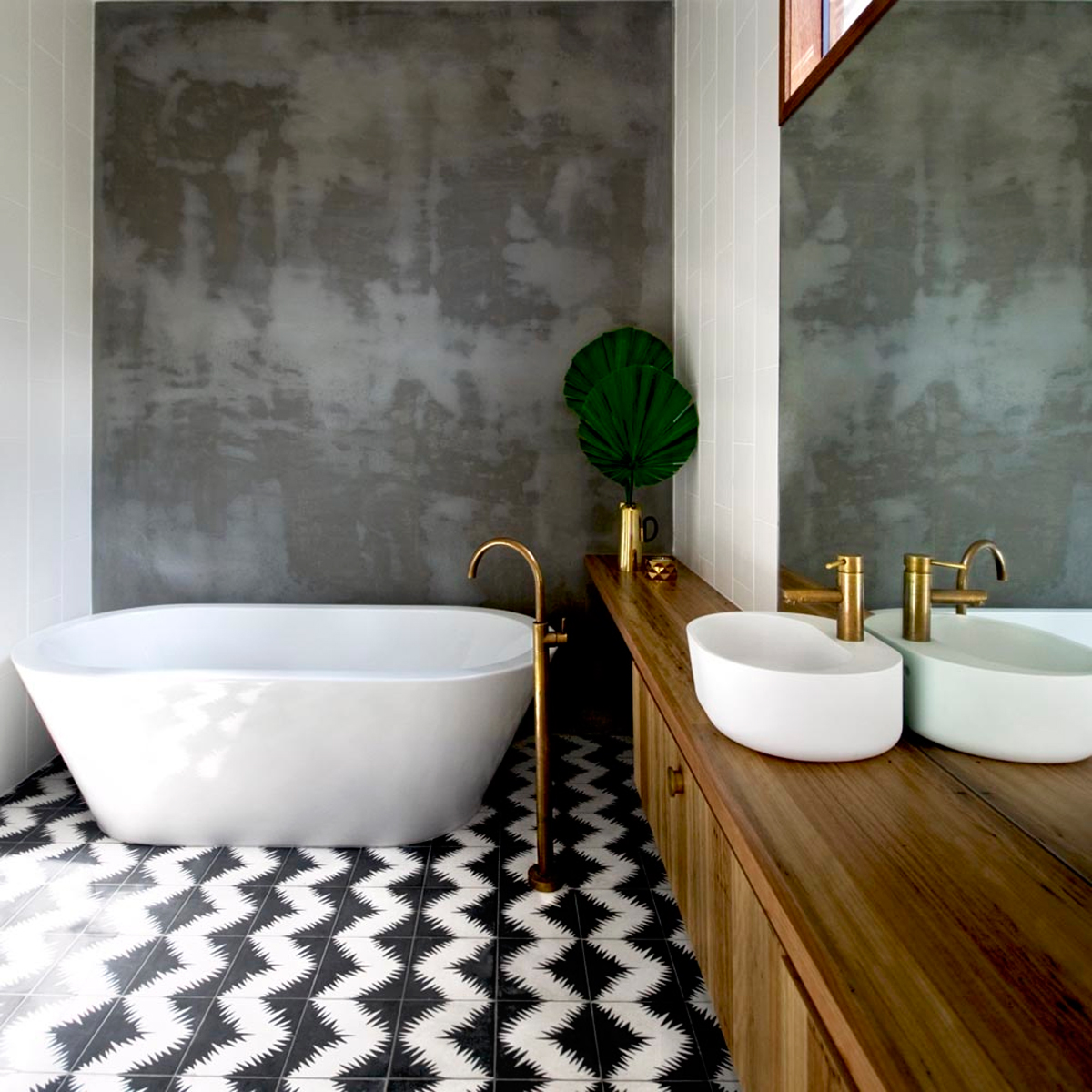 Bloesem Living | Link Love: Bathroom Goals