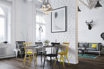 Bloesem Living | Link Love: Black And Yellow Accents