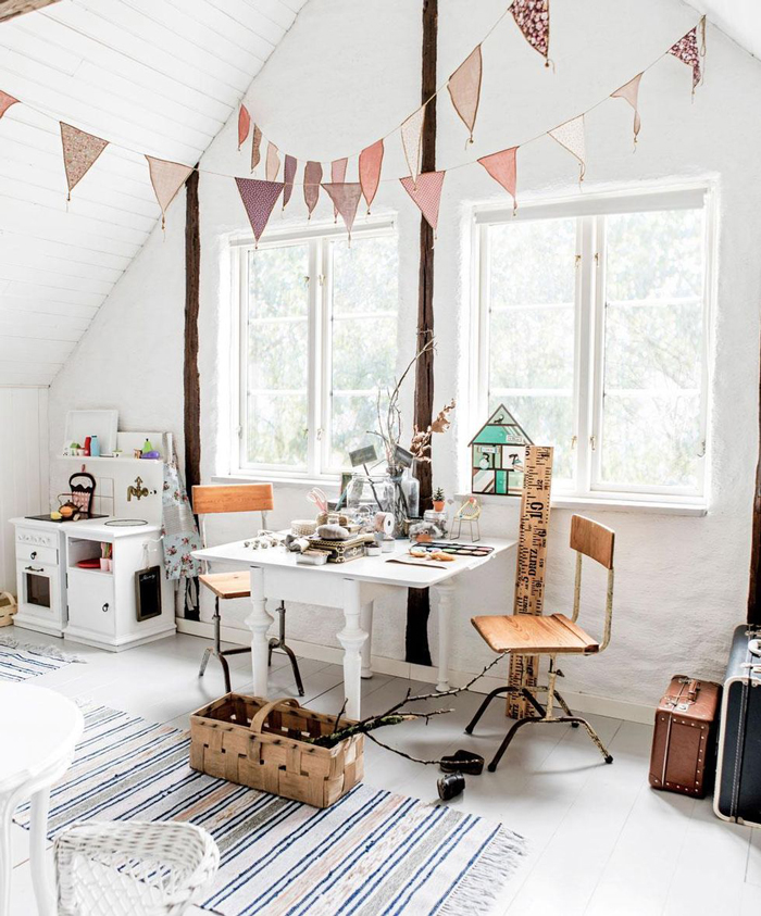 Vintage Kids Room: » Add Some Vintage Vibes To Your Kids Room