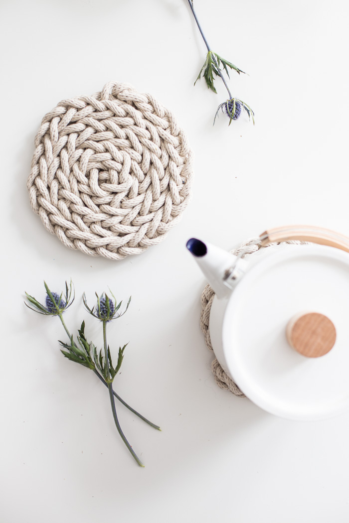 Bloesem Living | 5 DIYs from Flax and Twine