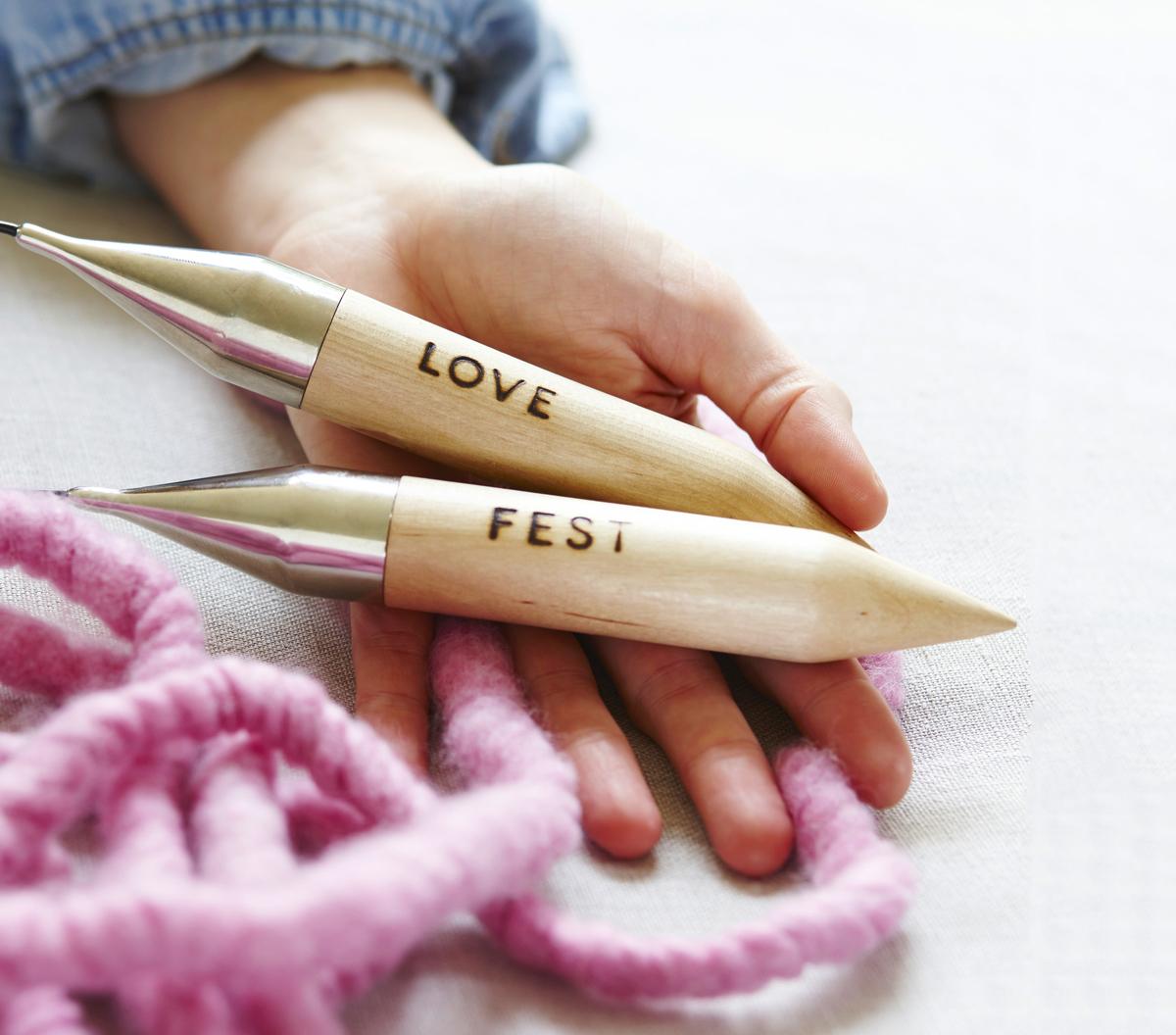 Bloesem Living | Quickstart: Love Fest Fibers