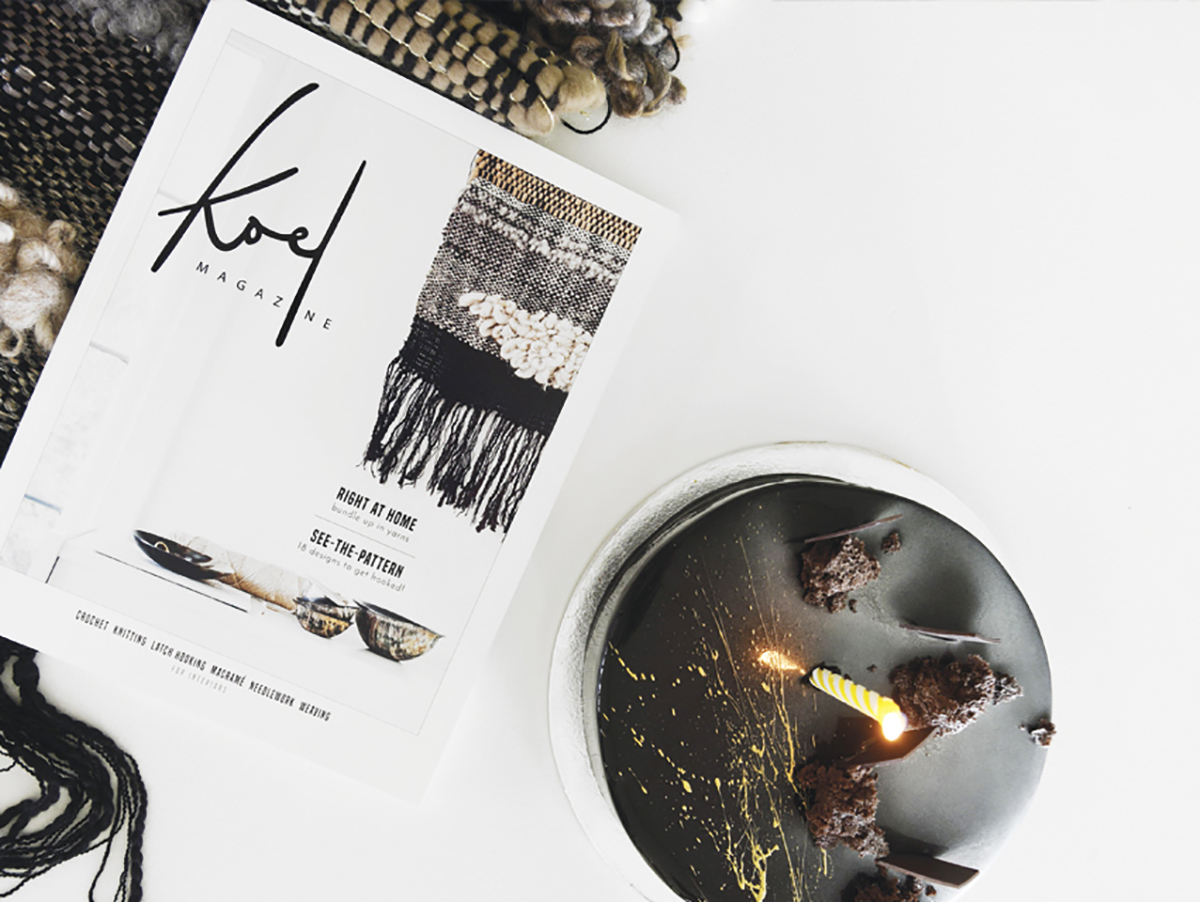 KOEL Magazine is here!
