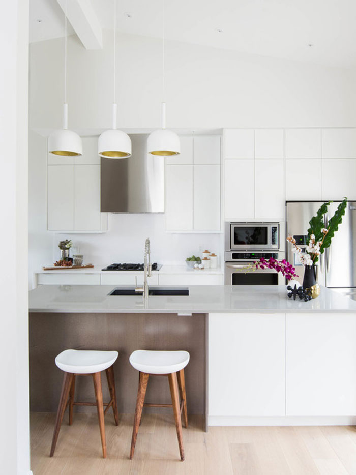 Bloesem Living l Interiors: 7 Open Concept Kitchens We Love