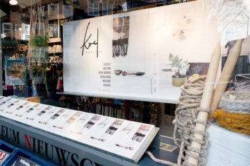 Bloesem Living l News : KOEL Window Display at Atheneum Bookstore