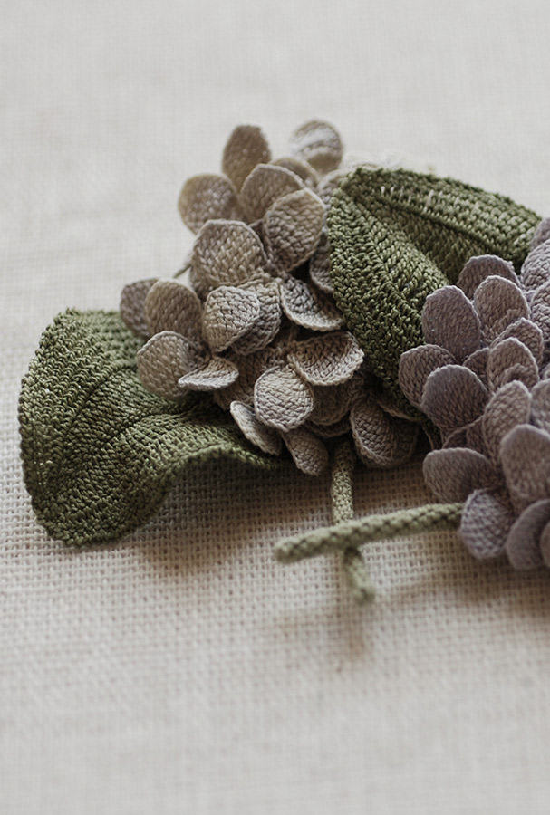 Crochet Lace Flowers and Vegetables