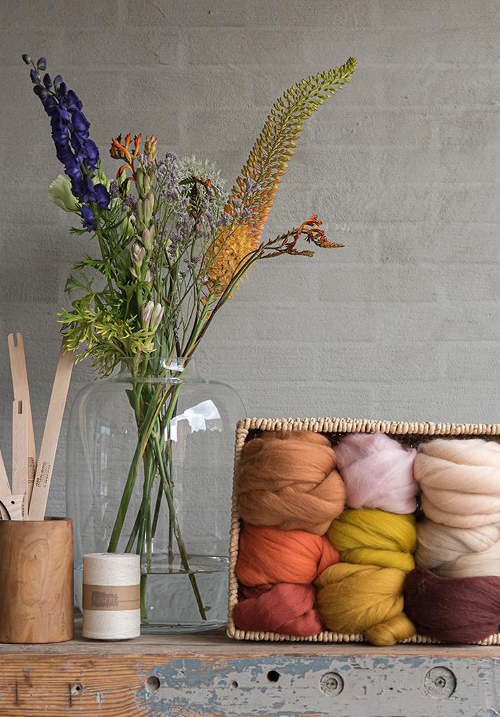 Fūnem Studio Weaving