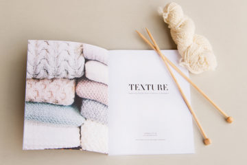 Texture – Hannah Fettig KOEL Magazine knitting books