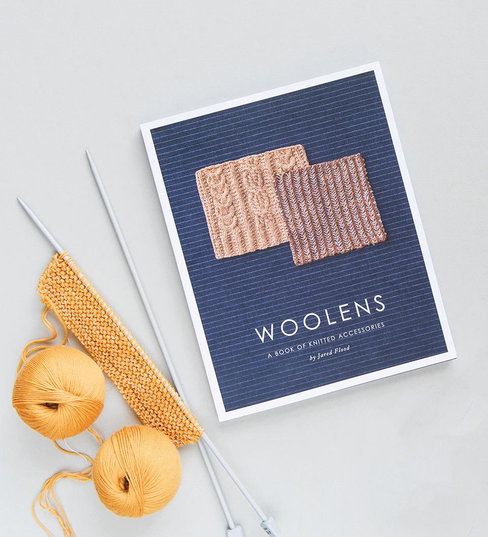 Woolens – Jared Flood KOEL Magazine Knitting Books