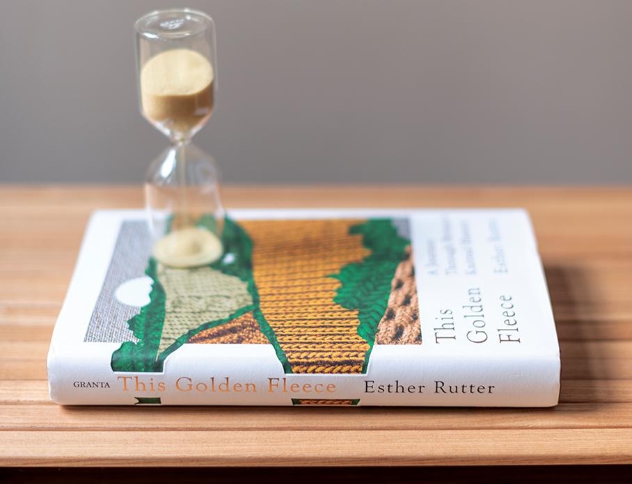 This Golden Fleece – Esther Rutter KOEL Magazine Knitting Books