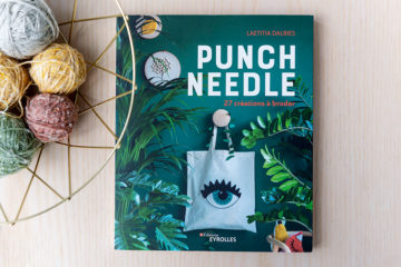 Punch Needle – Laetitia Dabies KOEL Magazine Punch Needle books