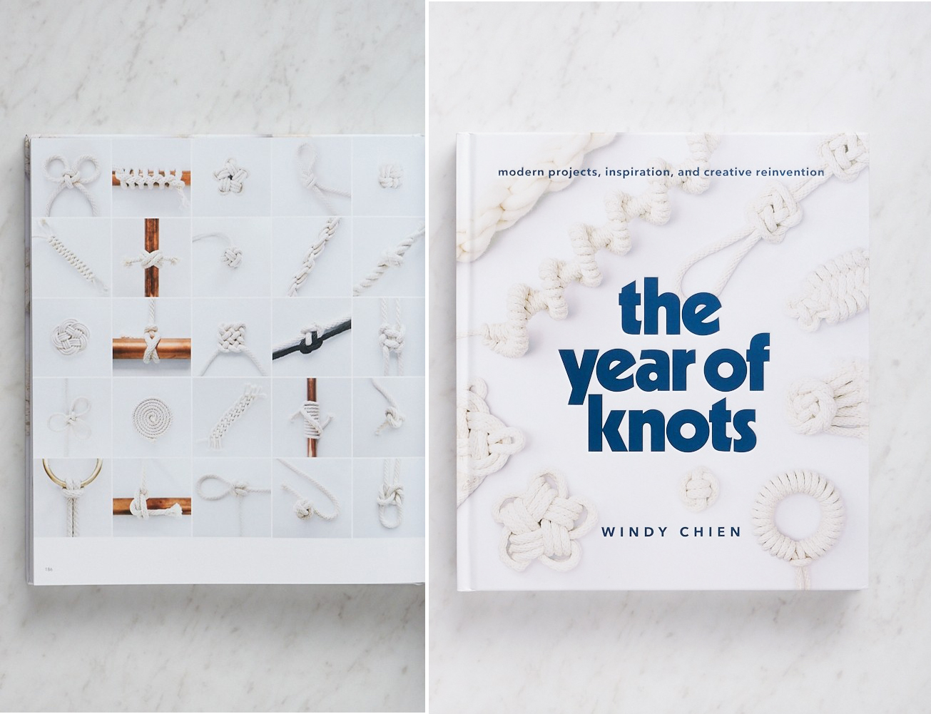 The Year of Knots Windy Chien - KOEL Magazine - Macramé Books