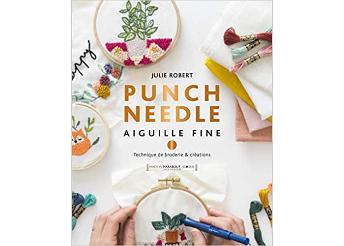 Punch Needle – Julie Robert KOEL Magazine Punch Needle Books