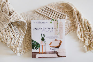 Macramé at Home – Nathalie Ranae KOEL Magazine - Macrame books