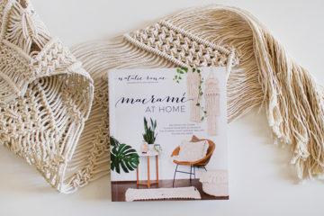 Macramé at Home – Nathalie Ranae KOEL Magazine - Macrame books