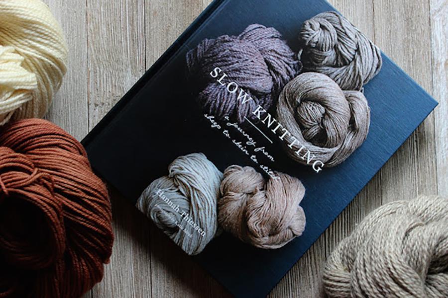 Slow Knitting – Hannah Thiessen KOEL Magazine Knitting Books