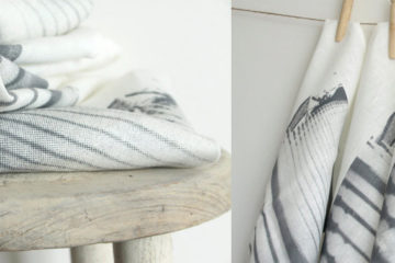 Bloesem living   Kitchen accessories   teatowels by Tara Muelu