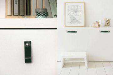 Bloesem Living | Quick start: NU leather handles